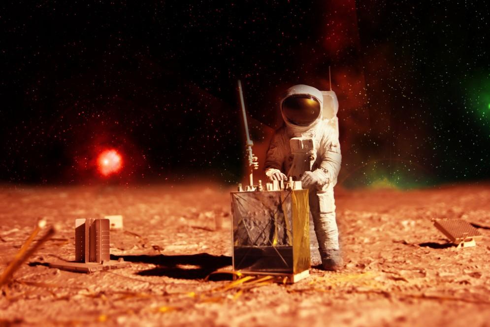 Spazio, quanto cibo servirà per il viaggio verso Marte