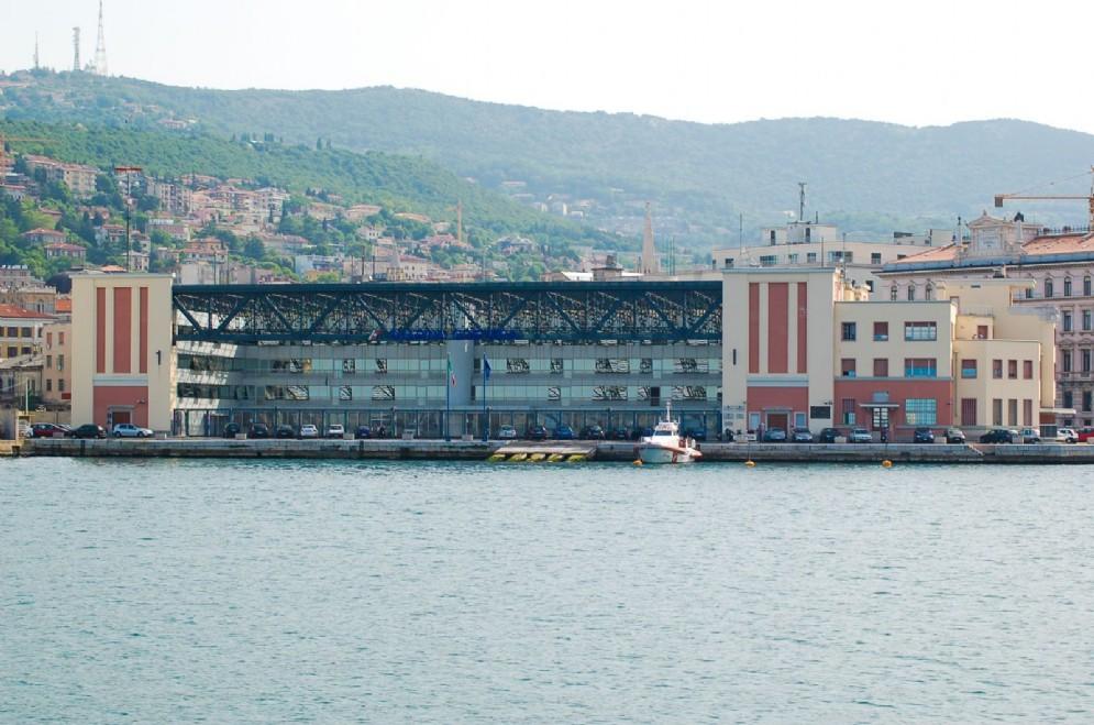 La Guardia Costiera di Trieste