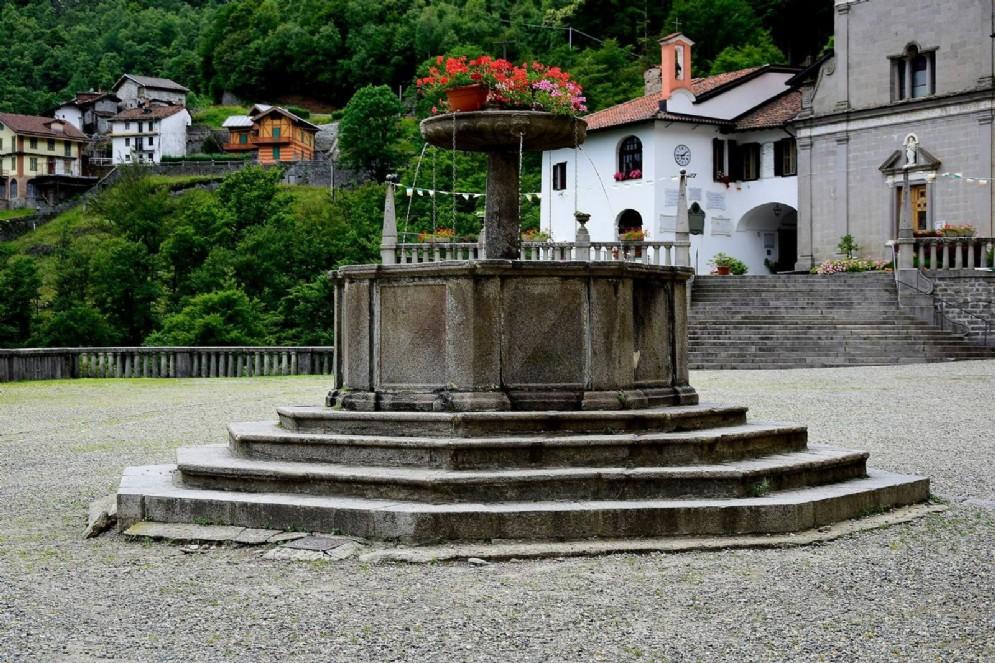 Santuario San Giovanni di Andorno
