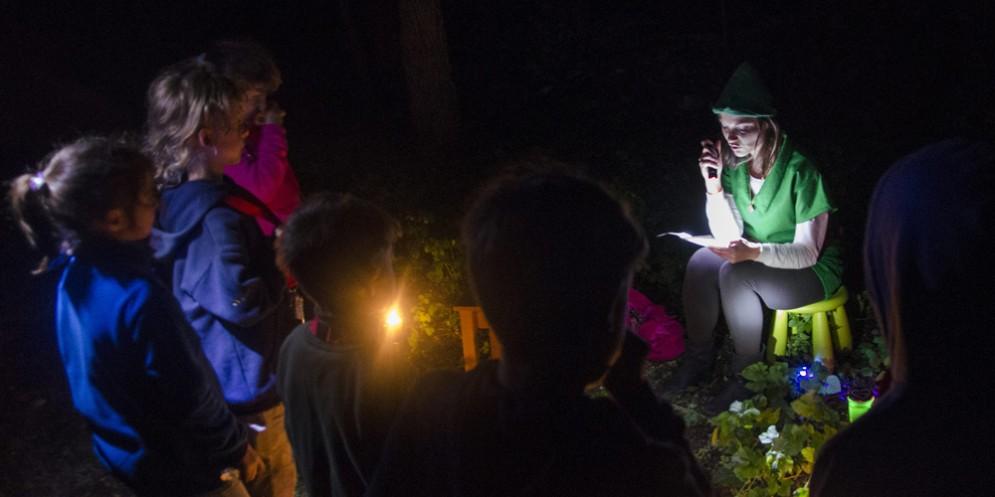 'Dark week: una settimana al buio' alla Casa delle Farfalle