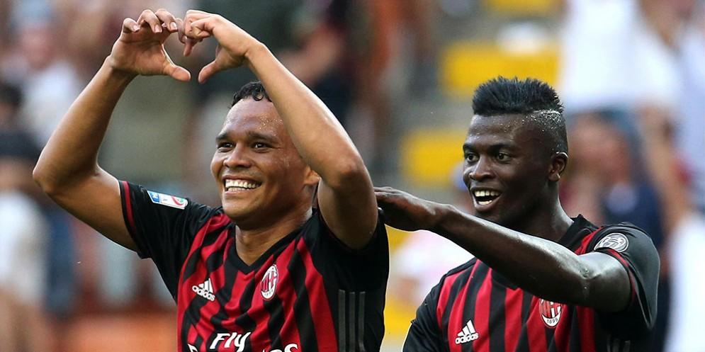 Bacca e Niang, dalla loro cessione il Milan spera di incassare 40 milioni