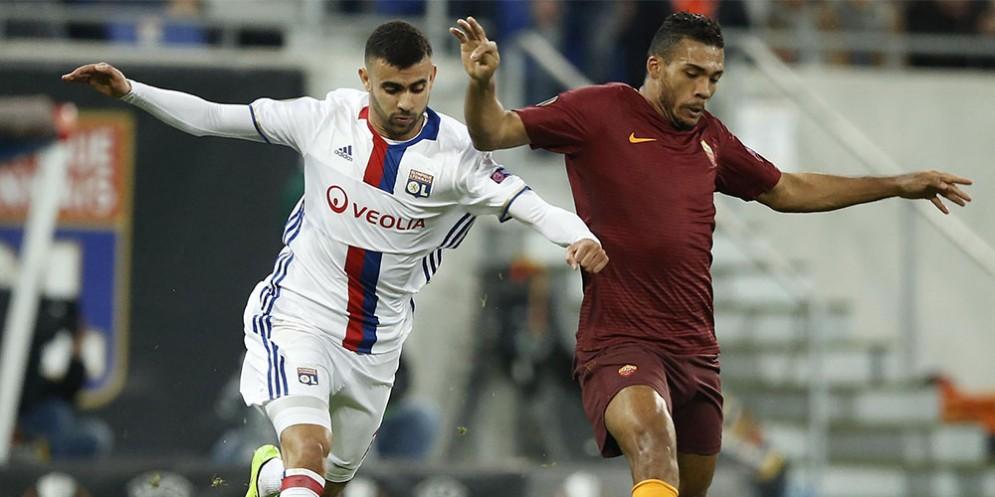 Rachid Ghezzal: è rimasto svincolato dopo la fine del contratto con il Lione