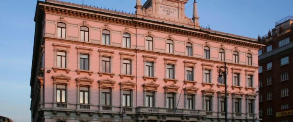La sede triestina di Assicurazioni Generali