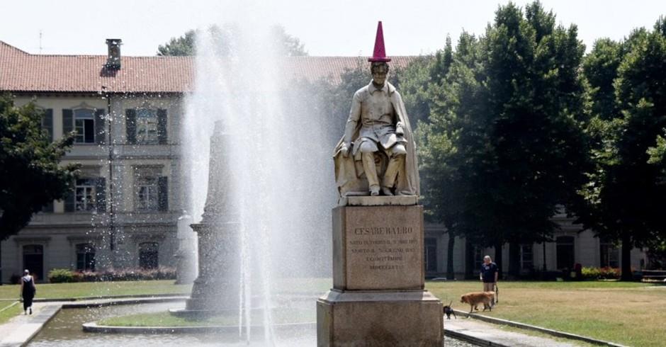 Statua di Cesare Balbo