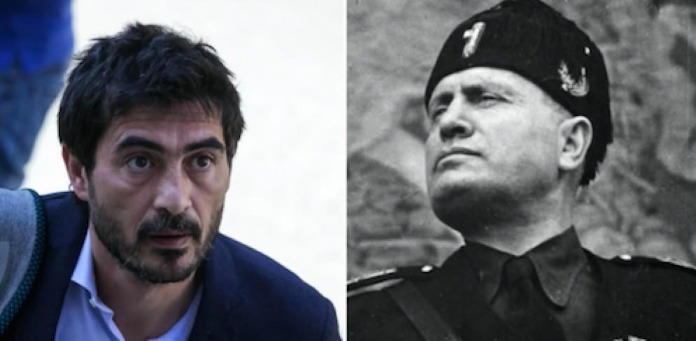 Il leader di Sinistra Italiana Nicola Fratoianni propone la revoca delle cittadinanza onorarie che furono conferite a Benito Mussolini durante il regime