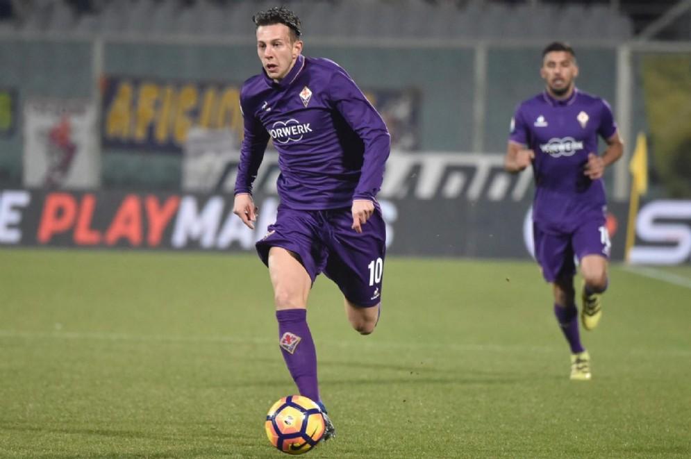 Federico Bernardeschi, attaccante della Fiorentina