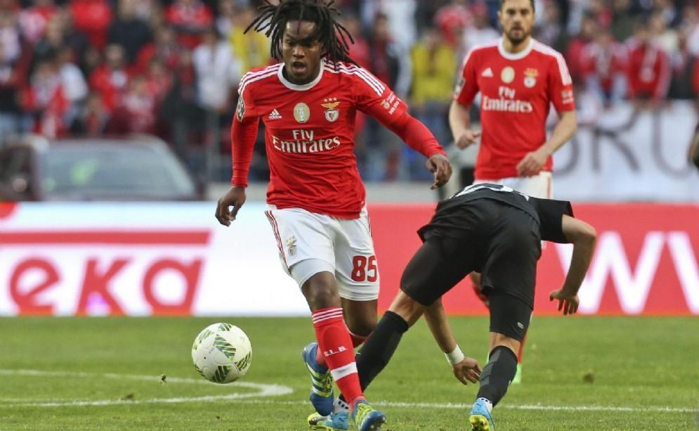Il centrocampista portoghese del Bayern Renato Sanches
