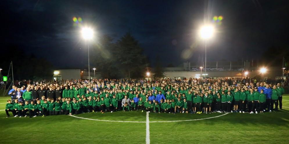 Definiti gli ultimi dettagli per il Settore giovanile del Pordenone Calcio per la stagione 2017-2018