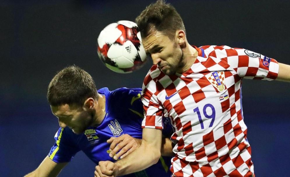 Il centrocampista croato Milan Badelj