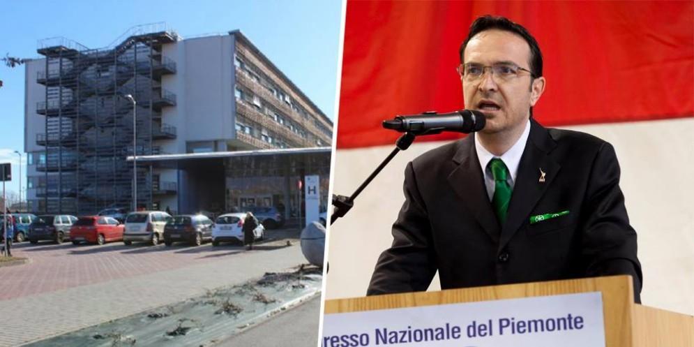 L'ospedale di Ponderano e Michele Mosca