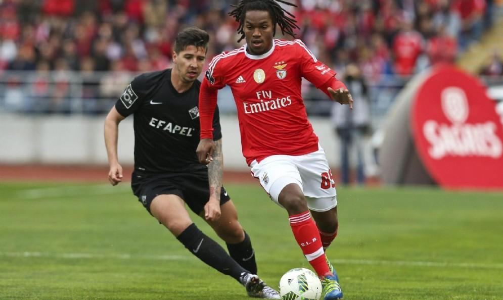 Renato Sanches, centrocampista portoghese del Bayern Monaco