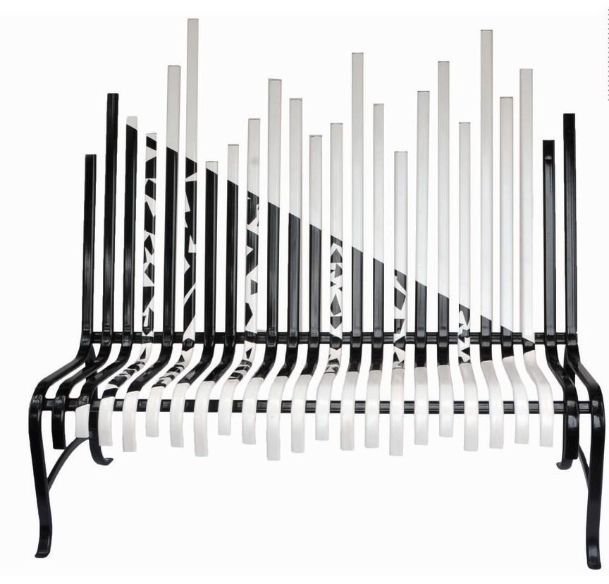 Eloise 1, ha le sembianze di un organo e i colori dei tasti del pianoforte