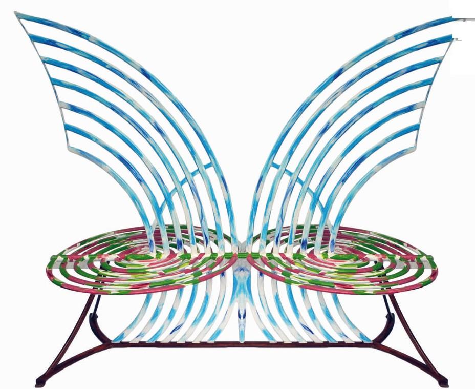 Eloise 2, una farfalla