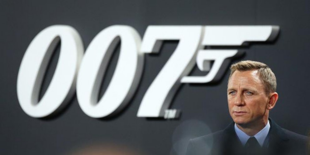 James Bond, il 25mo capitolo della saga nei cinema l'8 novembre 2019