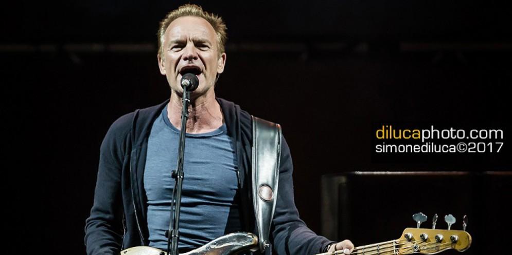 Sting, an Englishman in Cividale