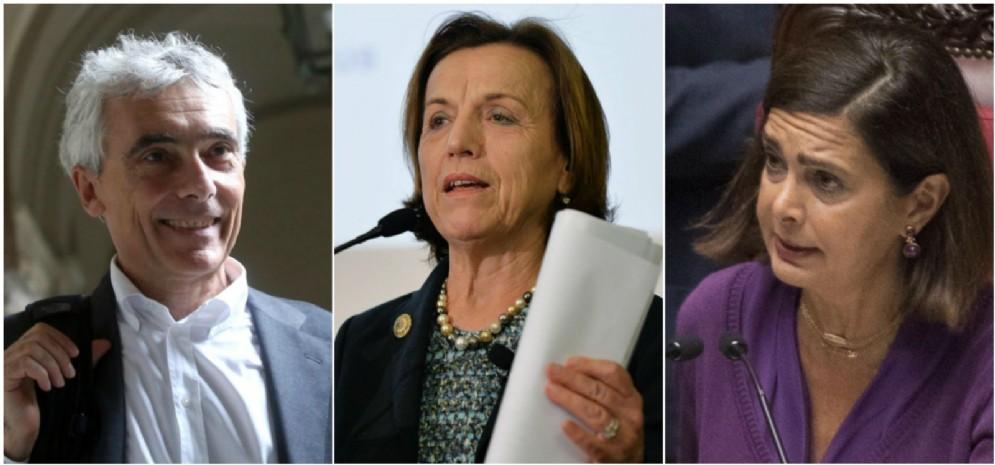 La professoressa Elsa Fornero smentisce la versione di Tito Boeri e Laura Boldrini sull'immigrazione.