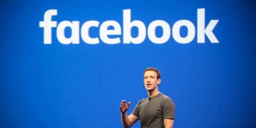 Vola l'utile di Facebook
