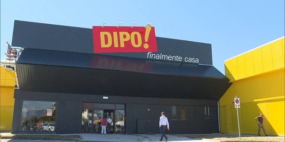 Inaugurazione del nuovo punto vendita Dipo
