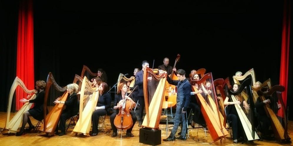 Celtic Harp Orchestra