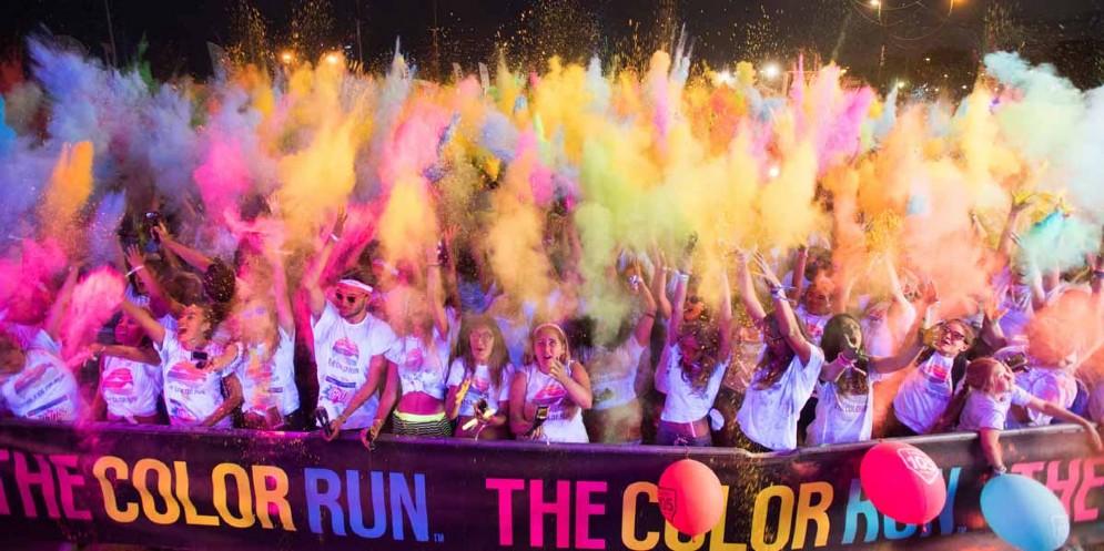 The Color Run conquista Lignano: 17.623 partecipanti