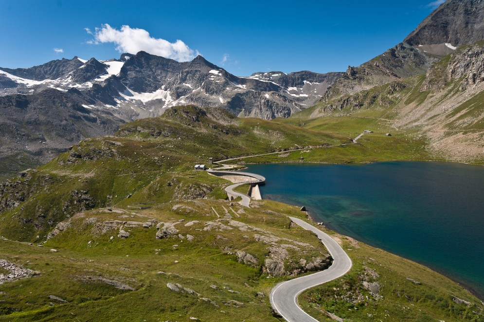 Il «Giro Lago Nordic Walking» a Ceresole Reale