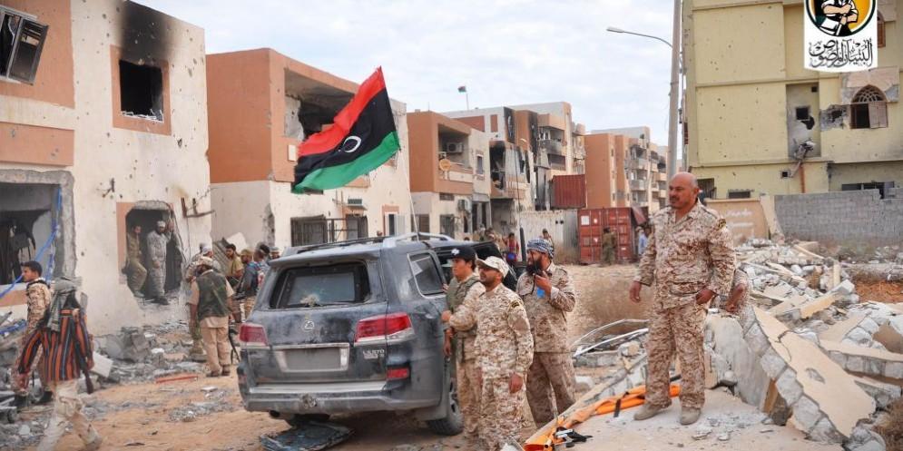 Milizie libiche
