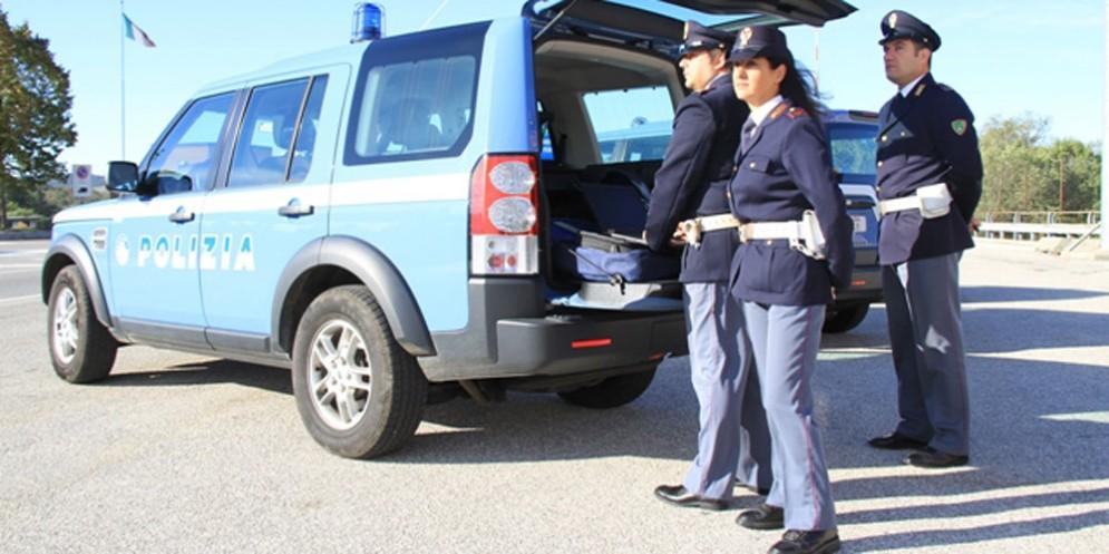 La polizia di frontiera ha arrestato un 32enne serbo