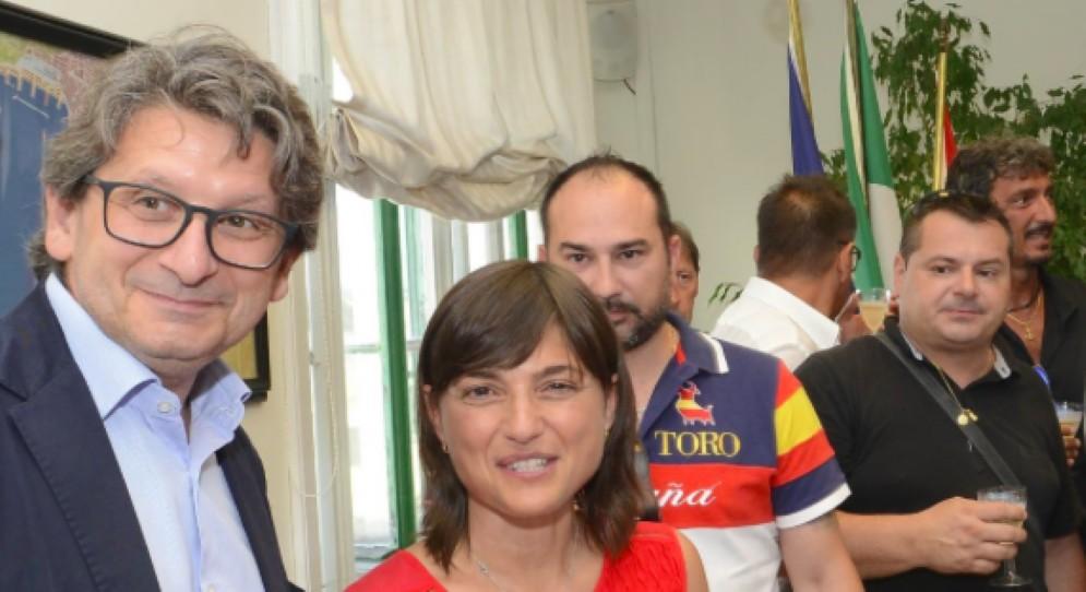Serracchiani e D'Agostino