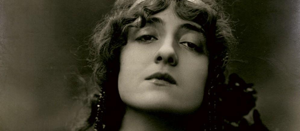 Venezia a Palazzo Cini una mostra dedicata alla grande attrice Lyda Borelli