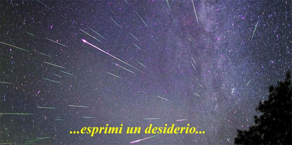 Afam dà appuntamento a Remanzacco per la notte delle stelle cadenti!
