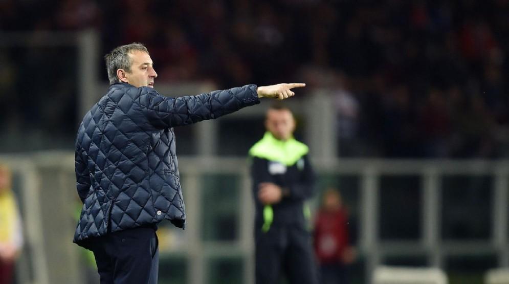 Marco Giampaolo, secondo anno sulla panchina della Sampdoria