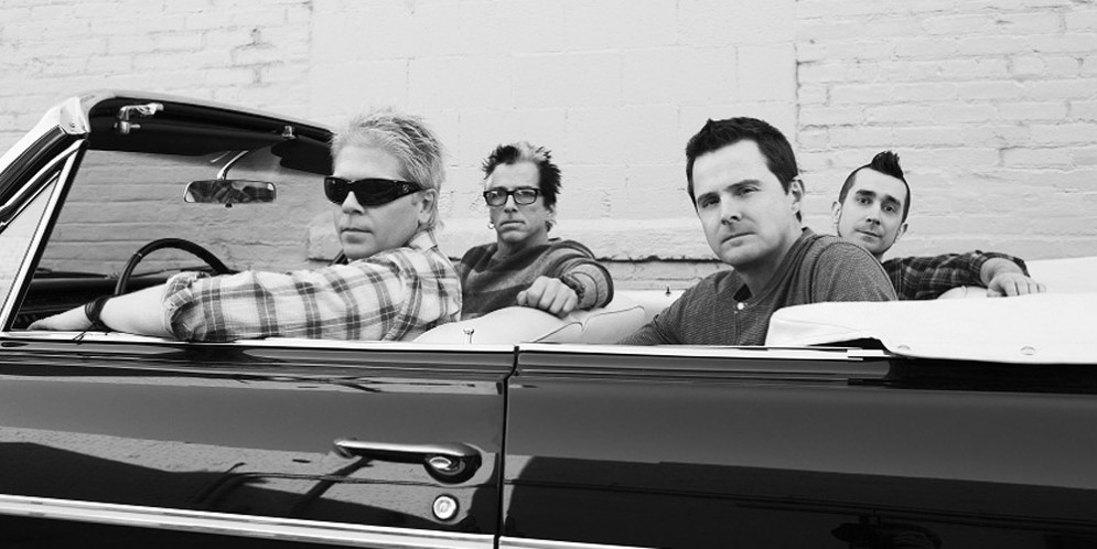 I The Offspring pronti a infiammare lo Stadio Teghil