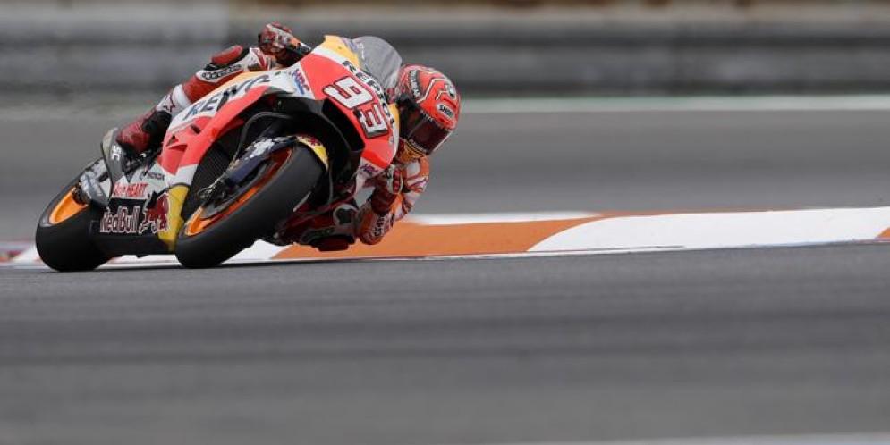 MotoGp, a Brno Marquez vince su Pedrosa