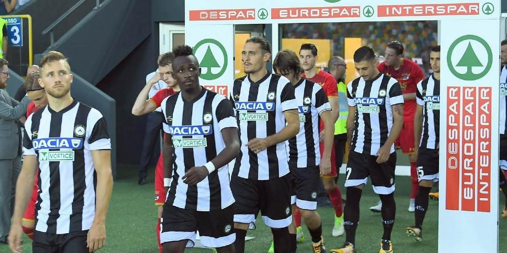Alla prima al Friuli l'Udinese perde contro l'Az Alkmaar (© Diario di Udine)
