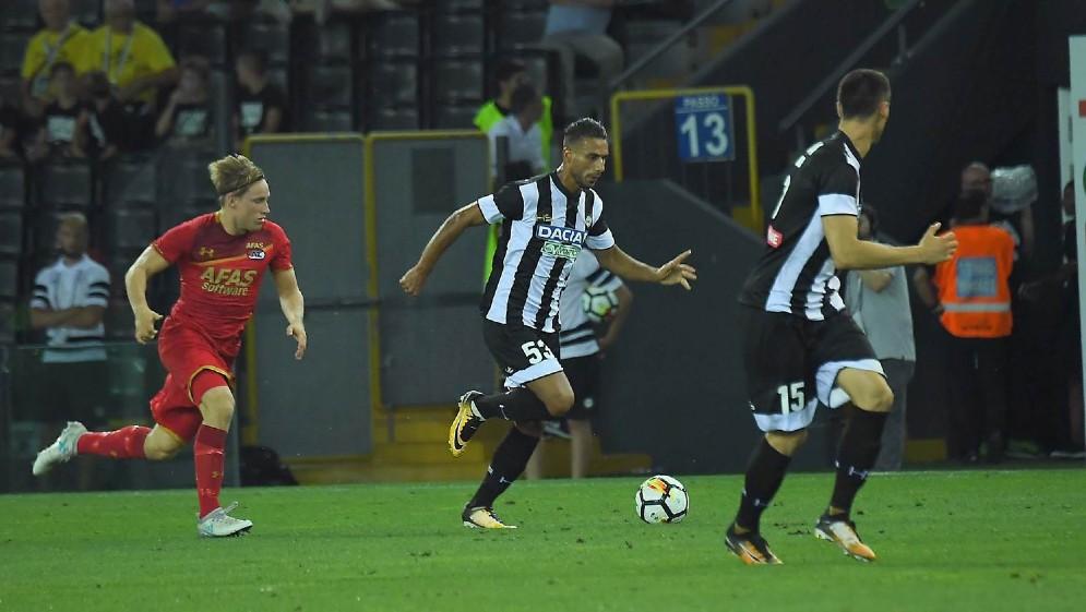 Alla prima al Friuli l'Udinese perde contro l'Az Alkmaar