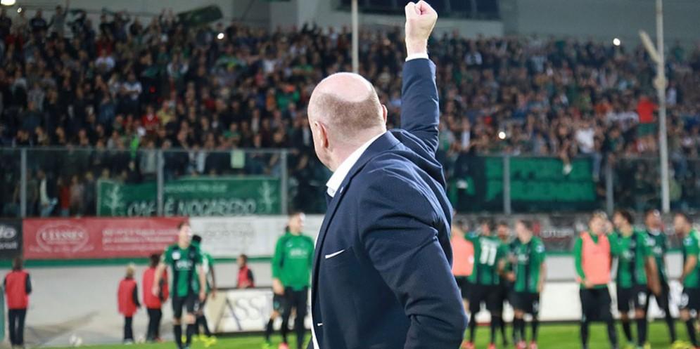 """Presidente Lovisa: """"In Tim Cup nuova pagina di storia. Avanti così!"""""""