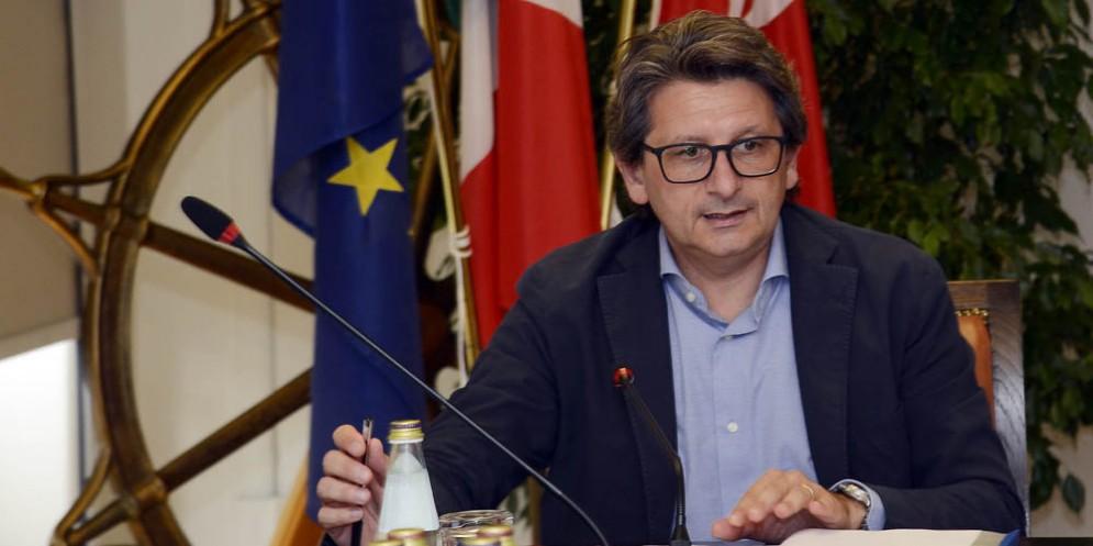 Porti: Serracchiani, il piano triennale dell'Autorità di sistema è ottimo