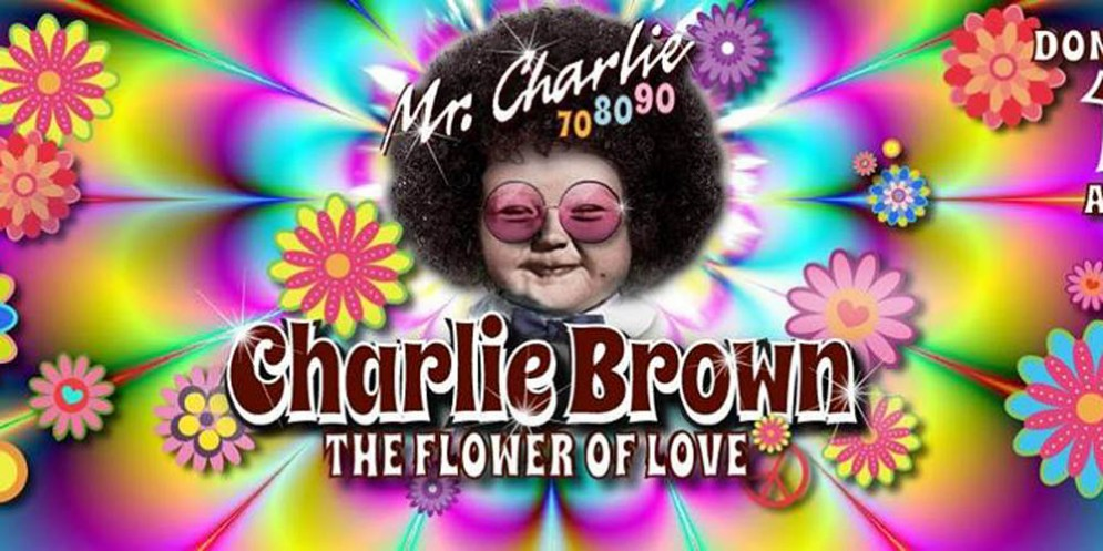 Nel cuore dell'estate arriva Charlie Brown: al Mr. Charlie la colorata flower of love