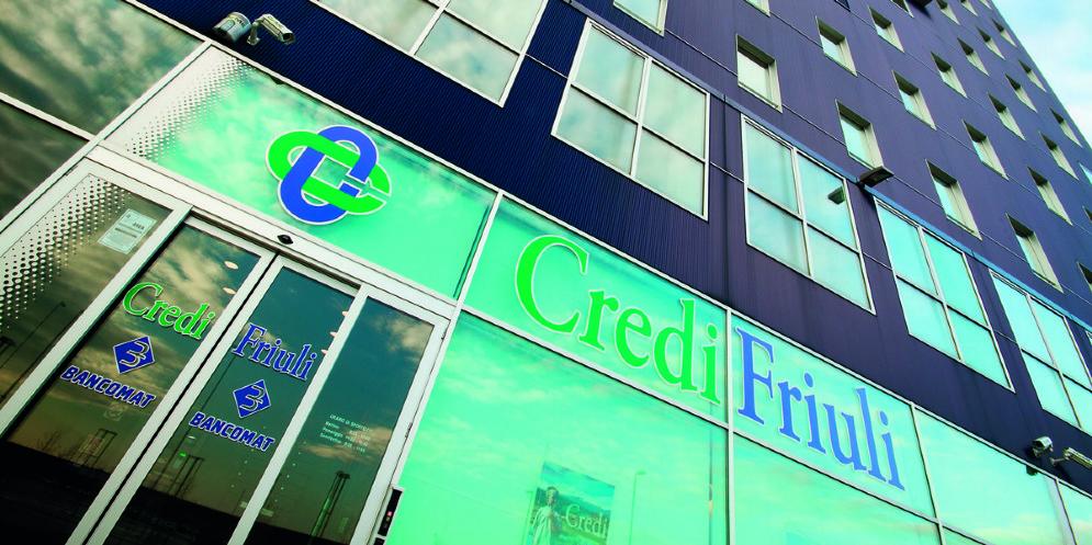 CrediFriuli: bilancio semestrale con un utile di 4,5 milioni di euro