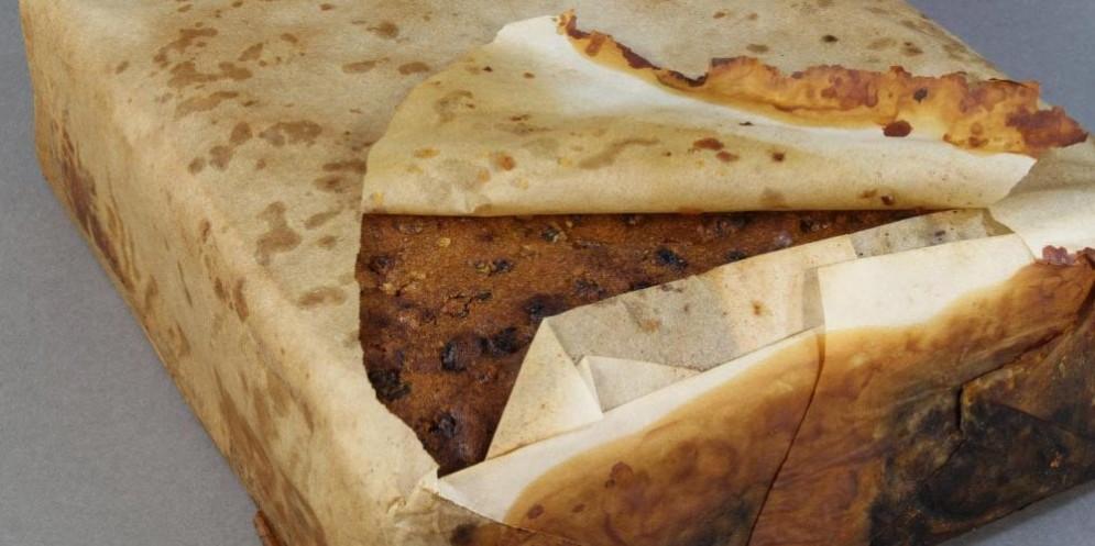 La torta centenaria di Cape Adare