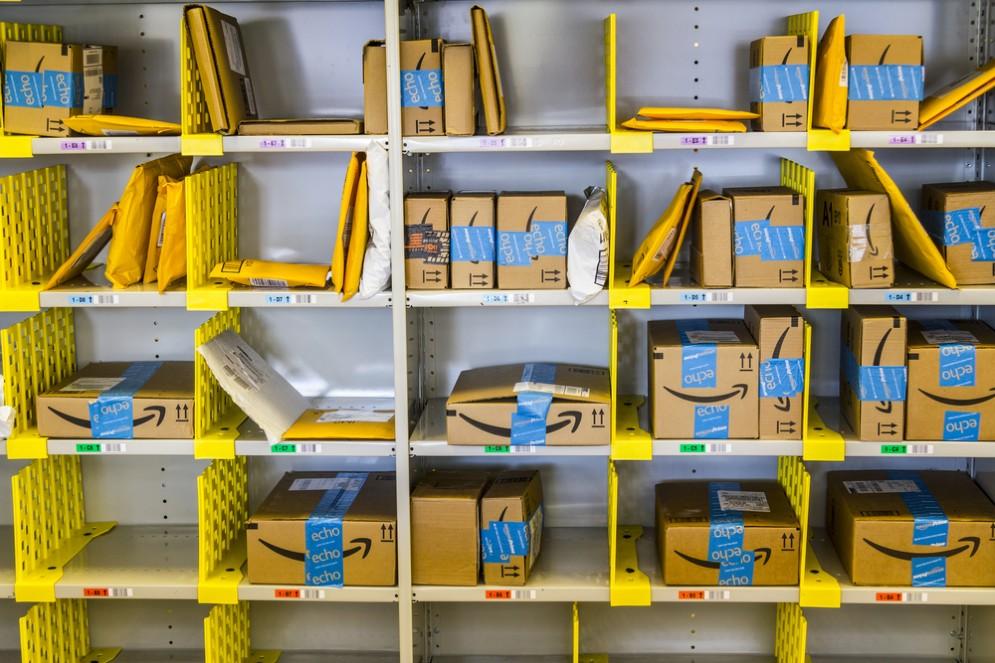 Amazon lancia Istant Pickup