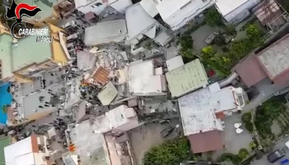Terremoto di Ischia, 21 agosto 2017, magnitudo 4.0