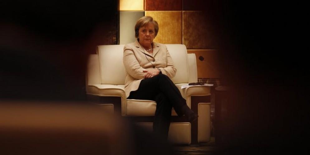 La Cancelliera tedesca, Angela Merkel