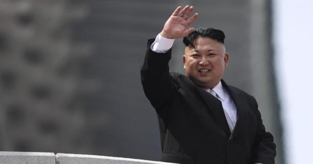 Il leader nordcoreano, Kim Jong-Un