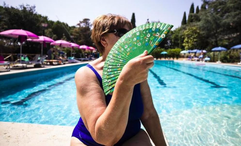 Il grande caldo in Veneto sta per finire