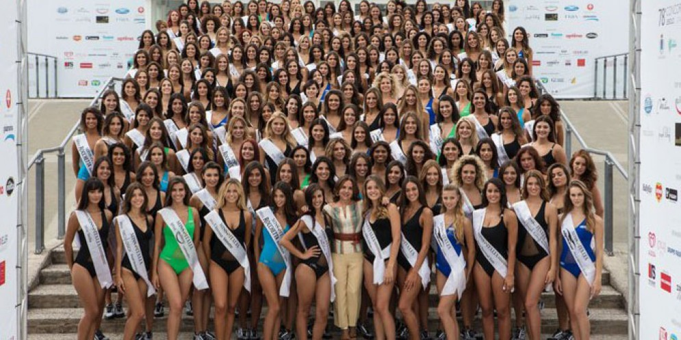 Miss Italia, Jesolo invasa dalla bellezza