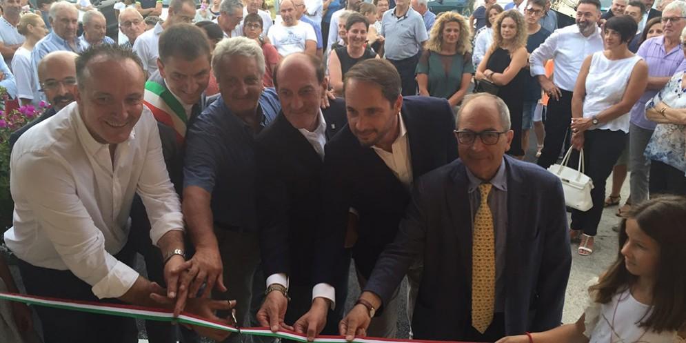 Cantina Ramuscello: inaugurata la sede rinnovata, cresce la raccolta di uva