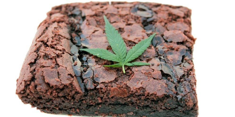 Barrette energetiche alla marijuana o Thc