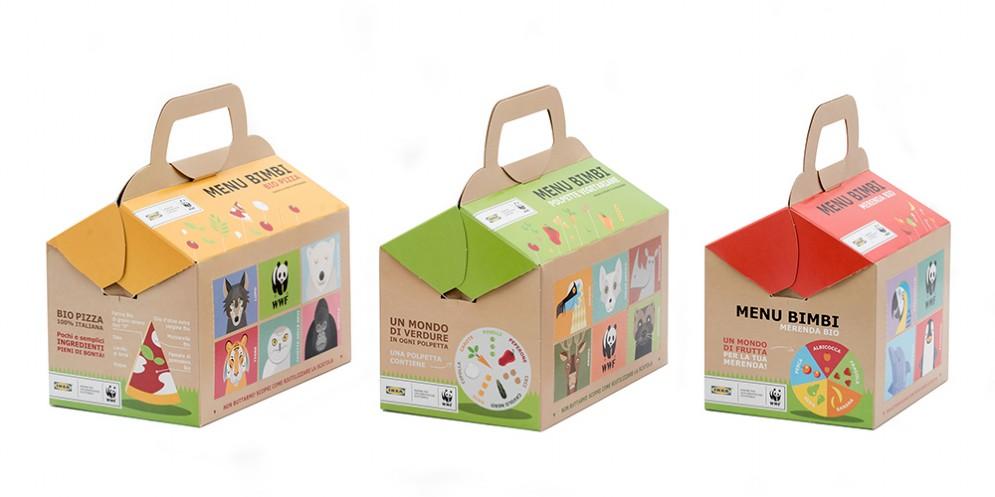 Ikea presenta il nuovo menù bimbi biologico in collaborazione con WWF