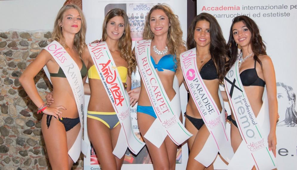 Alessandra è Miss RedCarpet Fvg, ora la attende Venezia per le finali nazionali